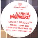 Slammer Whammers > Double Dragon Back-(lenticular).