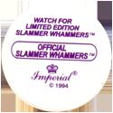 Slammer Whammers > Dream Caps Back.
