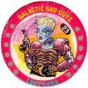 Slammer Whammers > Series 5 > Galactic Good Guys and Bad Guys 23-Galactic-Bad-Guys---Lady-Luna.
