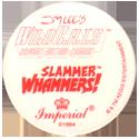 Slammer Whammers > Jim Lee's Wild C.A.T.S Back.