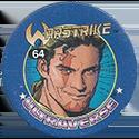 Slammer Whammers > Malibu Comics 64-Warstrike.