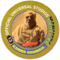 Slammer Whammers > Official Universal Studios Monsters 13-The-Wolfman.
