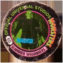 Slammer Whammers > Official Universal Studios Monsters 65-Frankenstein.