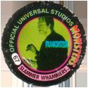 Slammer Whammers > Official Universal Studios Monsters 67-Frankenstein.
