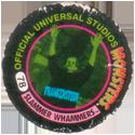 Slammer Whammers > Official Universal Studios Monsters 78-Frankenstein.