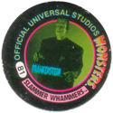 Slammer Whammers > Official Universal Studios Monsters 81-Frankenstein.