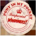 Slammer Whammers > Pony In My Pocket Back.
