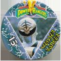 Slammer Whammers > Power Rangers 15-Weisser-Ranger.
