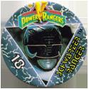 Slammer Whammers > Power Rangers 18-Schwarzer-Ranger.