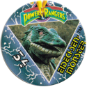Slammer Whammers > Power Rangers 34-Eidechsen-Monster.