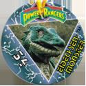 Slammer Whammers > Power Rangers 34-Eidechsen-Monster.
