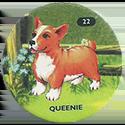 Slammer Whammers > Puppy In My Pocket 22-Queenie.