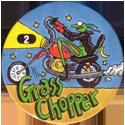 Slammer Whammers > Series 1 > 1-24 Biker Bugs 02-Grass-Chopper.