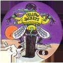Slammer Whammers > Series 1 > 1-24 Biker Bugs 06-Yellow-Jackets.