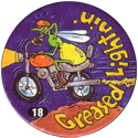 Slammer Whammers > Series 1 > 1-24 Biker Bugs 18-Greased-Lightnin'.