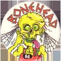 Slammer Whammers > Series 1 > 49-72 Skull Squad 64-Bonehead.