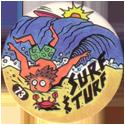 Slammer Whammers > Series 1 > 73-96 Beach Bums 73-Surf-&-Turf.