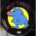 Slammer Whammers > Series 2 > 169-192 More Wild Things 169-Blue-Boar.