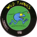 Slammer Whammers > Series 2 > 169-192 More Wild Things 170-Blue-Tick.