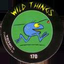 Slammer Whammers > Series 2 > 169-192 More Wild Things 170-Blue-Tick.