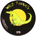 Slammer Whammers > Series 2 > 169-192 More Wild Things 179-Yellow-'Gator.