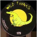 Slammer Whammers > Series 2 > 169-192 More Wild Things 179-Yellow-'Gator.