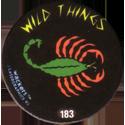 Slammer Whammers > Series 2 > 169-192 More Wild Things 183-Scorpion.