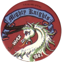 Slammer Whammers > Series 2 > 169-192 More Wild Things 184-Mighty-Knights-White-Horse.