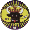 Slammer Whammers > Series 2 > 169-192 More Wild Things 189-Mighty-Knights-Bull-with-Yellow-Sun.