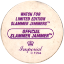 Slammer Whammers > Series 2 > 169-192 More Wild Things Slammer-Jammer-Back.