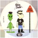 Slammer Whammers > Series 2 > 193-216 Alien Dudes 197-Bus-Stop.