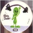 Slammer Whammers > Series 2 > 193-216 Alien Dudes 198-Pumpin'-Iron.