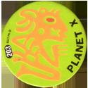 Slammer Whammers > Series 2 > 193-216 Alien Dudes 203-Planet-X---Kneeling.