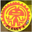 Slammer Whammers > Series 2 > 193-216 Alien Dudes 210-Planet-X---Sun.