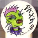 Slammer Whammers > Series 2 > 193-216 Alien Dudes 214-Raxa.