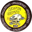Slammer Whammers > Series 2 > 217-240 Mad Caps 225-Grampa-Grumps.