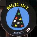 Slammer Whammers > Series 2 > 217-240 Mad Caps 229-Magic-Hat.