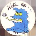 Slammer Whammers > Series 2 > 241-264 Rad Caps 252-Wackoid.