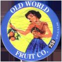 Slammer Whammers > Series 2 > 241-264 Rad Caps 258-Old-World-Fruit-Co..