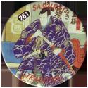 Slammer Whammers > Series 2 > 241-264 Rad Caps 261-Samurai-Tradition.