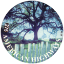 Slammer Whammers > Series 2 > 265-288 Cool Caps 275-American-Highways---Tree.
