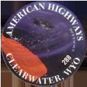 Slammer Whammers > Series 2 > 265-288 Cool Caps 288-American-Highways---Clearwater,-Wyo.