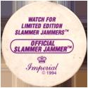 Slammer Whammers > Series 2 > 265-288 Cool Caps Slammer-Jammer-Back.