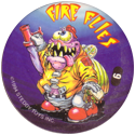 Slammer Whammers > Series 3 > Fire Flies 06.