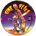 Slammer Whammers > Series 3 > Fire Flies 23.