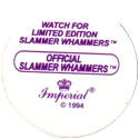 Slammer Whammers > Series 3 > Fire Flies Back.