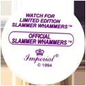 Slammer Whammers > Series 3 > Fire Flies Back.