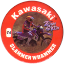 Slammer Whammers > Series 3 > Kawasaki 02-Team-Green.