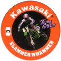 Slammer Whammers > Series 3 > Kawasaki 03-Team-Green.