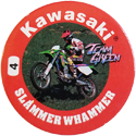 Slammer Whammers > Series 3 > Kawasaki 04-Team-Green.